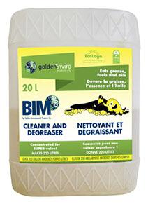 Bim200 Cleaner Amp Degreaser Golden Enviro Products Inc